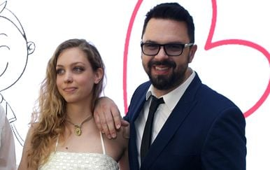 Hana Huljić i Petar Grašo