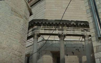 Instalacije na katedrali sv. Duje - 3