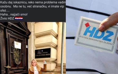 Ivana Živaljić kaže da joj je profil hakiran