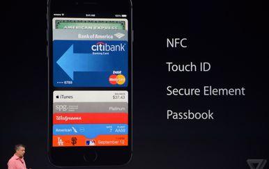 Iz Cupertina stiže i Apple Pay, usluga za plaćanje putem iPhonea
