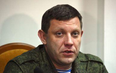 Alexander Zakharchenko (Foto: AFP)