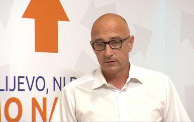 Ivan Vrdoljak predsjednik HNS-a (Foto: Dnevnik.hr)