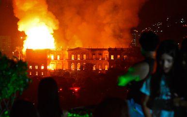 Požar u Brazilu (Foto: AFP) - 3