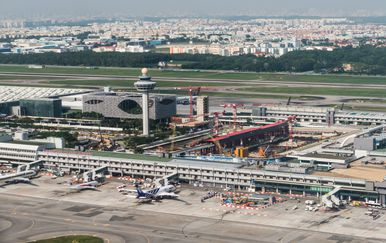 Zračna luka Changi - 2