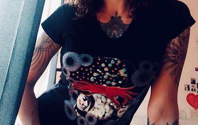 Asia Argento (Foto: Instagram)