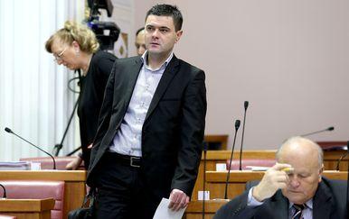 Hrvoje Nekić (Foto: Patrik Macek/PIXSELL)