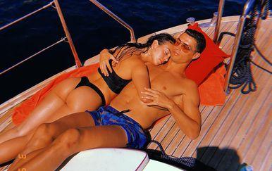 Georgina Rodriguez, Ronaldo (Foto: Instagram)