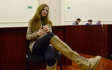 Petra Sanader (Foto: Marko Lukunic/PIXSELL)
