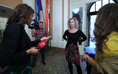 Ana Vujnović (Foto: Sanjin Strukic/PIXSELL)
