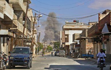 Idlib, Sirija (Foto: AFP)