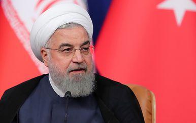 Hasan Rohani, predsjednik Irana (Foto: AFP)