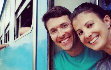 Ana Jelušić i Travis Black (Foto: Instagram)