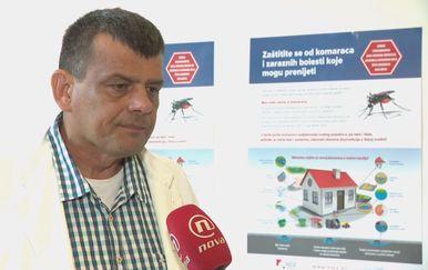 Bernard Klaić, epidemiolog (Foto: Dnevnik.hr)