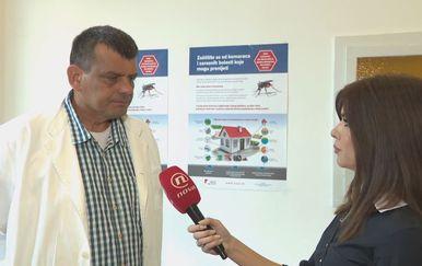 Epidemiolog Bernard Klaić (Dnevnik.hr)