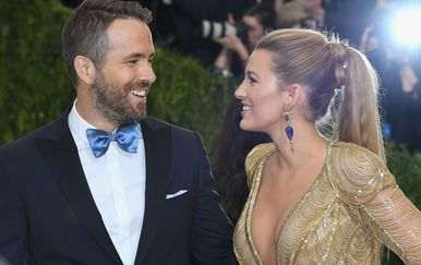 Blake Lively i Ryan Reynolds (Foto: Getty Images)