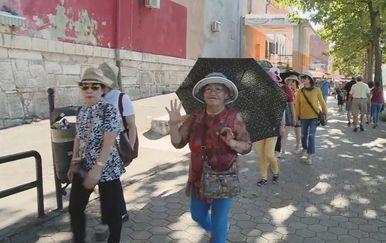 Turisti (Foto: Dnevnik.hr) - 2