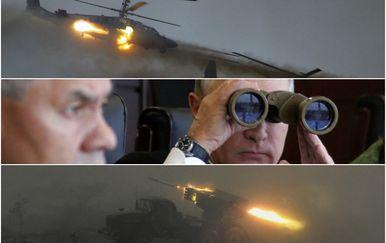 Vojna vježba u Rusiji (Foto: Arhiva/AFP)