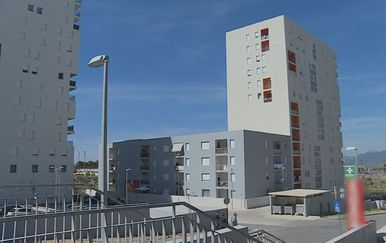 Zgrade u Splitu izgrađene poticajnom stanogradnjom (Foto: Dnevnik.hr) - 1
