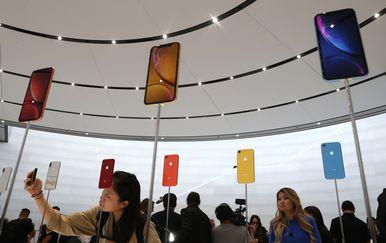 iPhone XR (Foto: AFP)