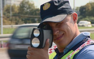 Pojačan policijski nadzor (Foto: Dnevnik.hr) - 3