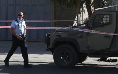 Izraelska policija (Foto: JAAFAR ASHTIYEH / AFP)