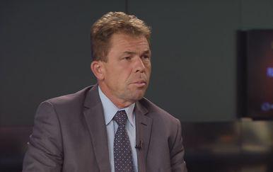 Profesor Mirko BIlandžić gost Dnevnika Nove TV (Foto: Dnevnik.hr)