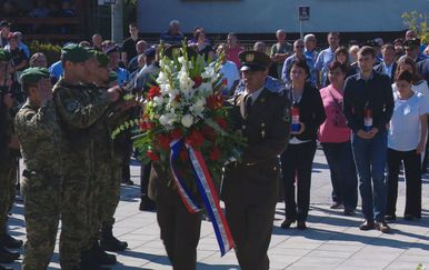 Dan sjećanja u Petrinji (Foto: Dnevnik.hr) - 3