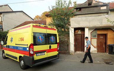 Kuća problematične obitelji u Vukomercu (Foto: Robert Anic/PIXSELL)