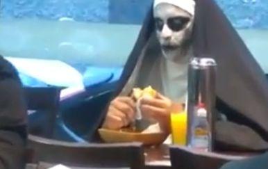 Redovnica (Foto: Screenshot/YouTube)