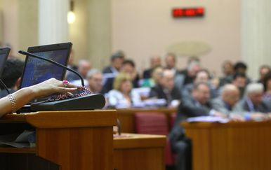 Saborski zastupnici, ilustracija (Foto:Davor Puklavec/PIXSELL)