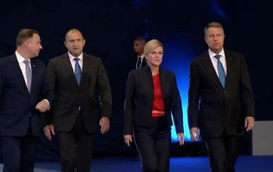 U Bukureštu 3. summit inicijative tri mora (Foto: Dnevnik.hr) - 1