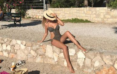Kristina Kesovija (Foto: Instagram)