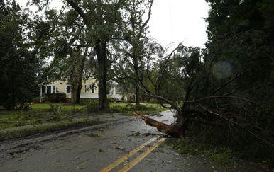 Oluja, ilustracija (Foto: AFP)