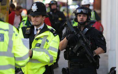 Britanska policija, ilustracija (Foto: AFP)