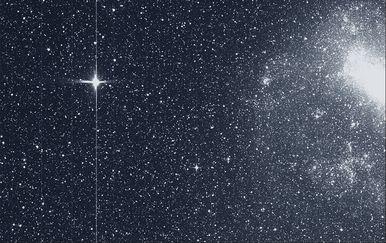 Snimka svemira kroz TESS-ove oči (Foto: NASA/MIT/TESS)
