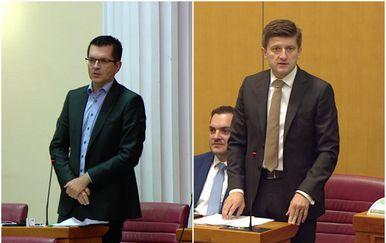 Bunjac i Marić (Foto: Dnevnik.hr)