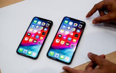 iPhone Xs i iPhone Xs Max (Foto: AFP)