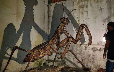 Grafiti (Foto: Instagram/odeith)