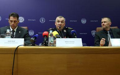 Josip Ćelić, Nikola Milina i Antonio Gerovac o Nikoli Kajkiću (Foto: Robert Anic/PIXSELL)