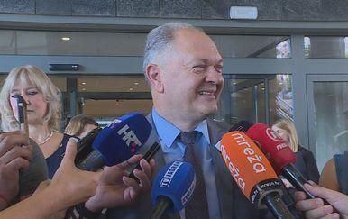 Šimun Anđelinović, rektor Sveučilišta u Splitu (Foto: Dnevnik.hr)