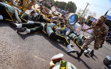 Napad u Iranu 3 (Foto: AFP)