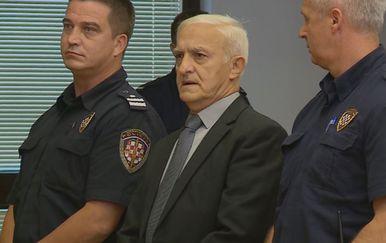Kapetan Dragan na suđenju (Foto: Dnevnik.hr)