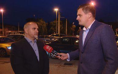 Kriminalist Željko Cvrtila i Dino Goleš (Foto: Dnevnik.hr)