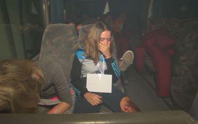 Održana vježba spašavanja nakon pada aviona (Foto: Dnevnik.hr)