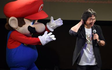 Shigeru Miyamoto (Foto: AFP)