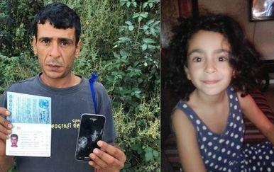 Sirijac koji je tvrdio da ga je policija razdvojila od kćeri (Foto: Twitter)