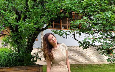 Iva Augustinović (FOTO: Instagram)