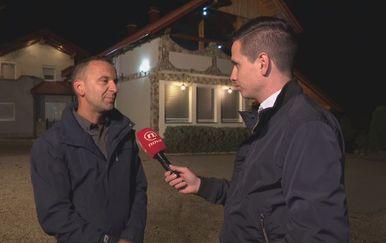 Poduzetnik Semir Čović i Ivan Forjan (Foto: Dnevnik.hr)