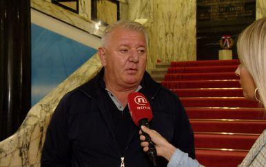 Predsjednik Hvidre Josip Đakić (Foto: Dnevnik.hr) - 1