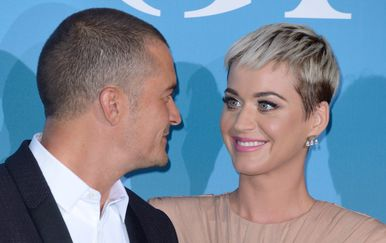 Orlando Bloom i Katy Perry (Foto: Profimedia)